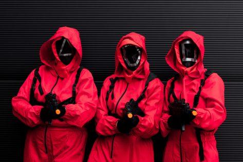 squid game costumes