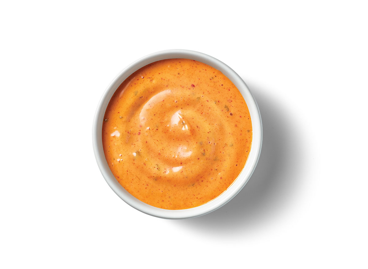 subway baja chipotle sauce
