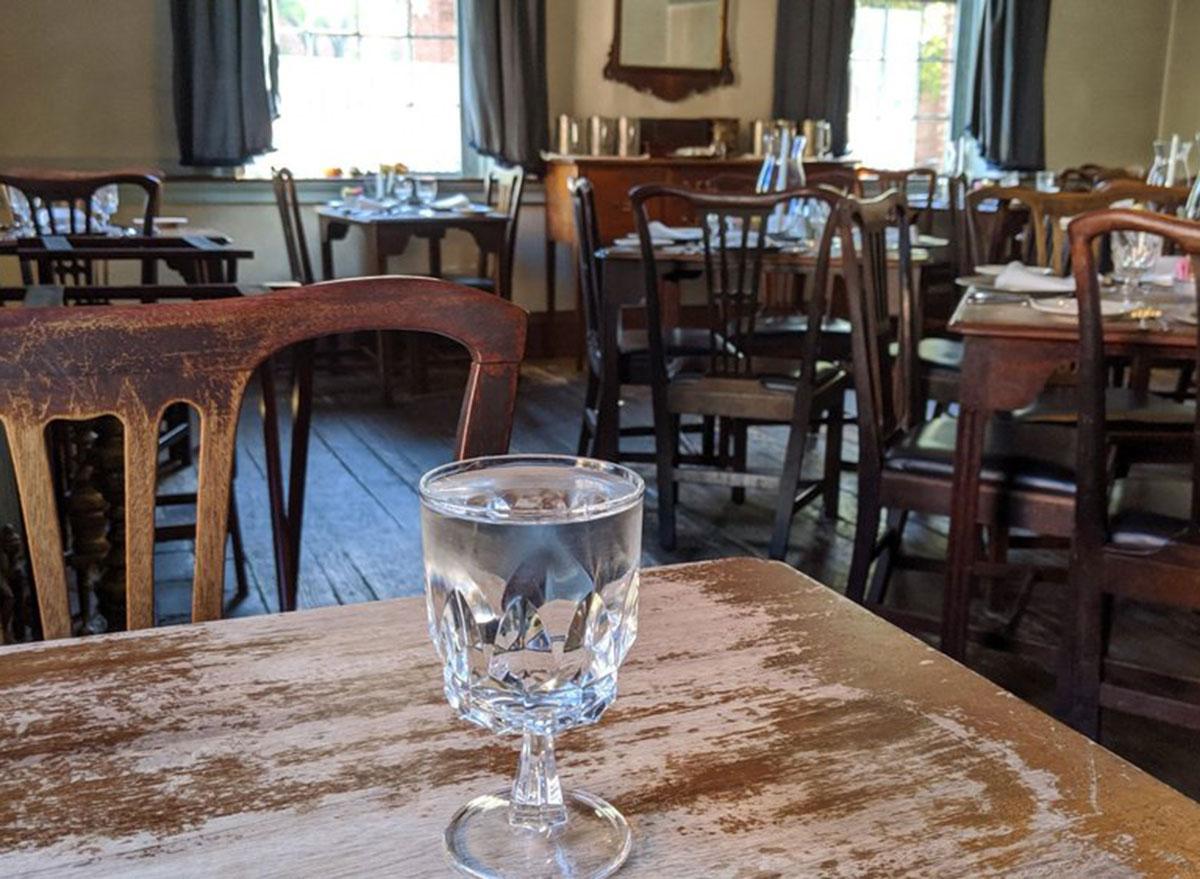 virginia gadsbys tavern restaurant