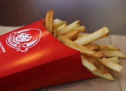 wendys fries