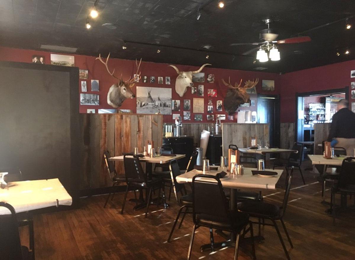 wyoming cavalryman steakhouse