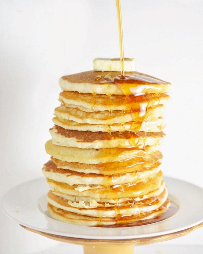 Worst social food trends pancakes
