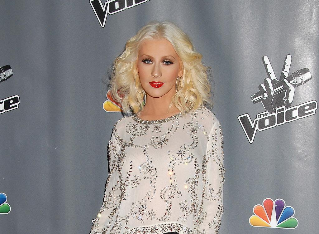 Worst Celebrity Tips Christina Aguilera