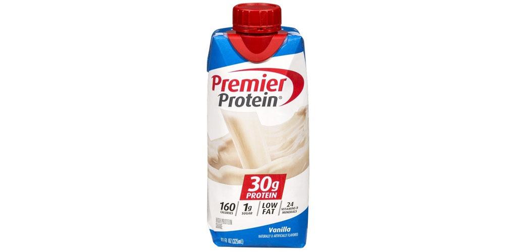 Premier Protein vanilla