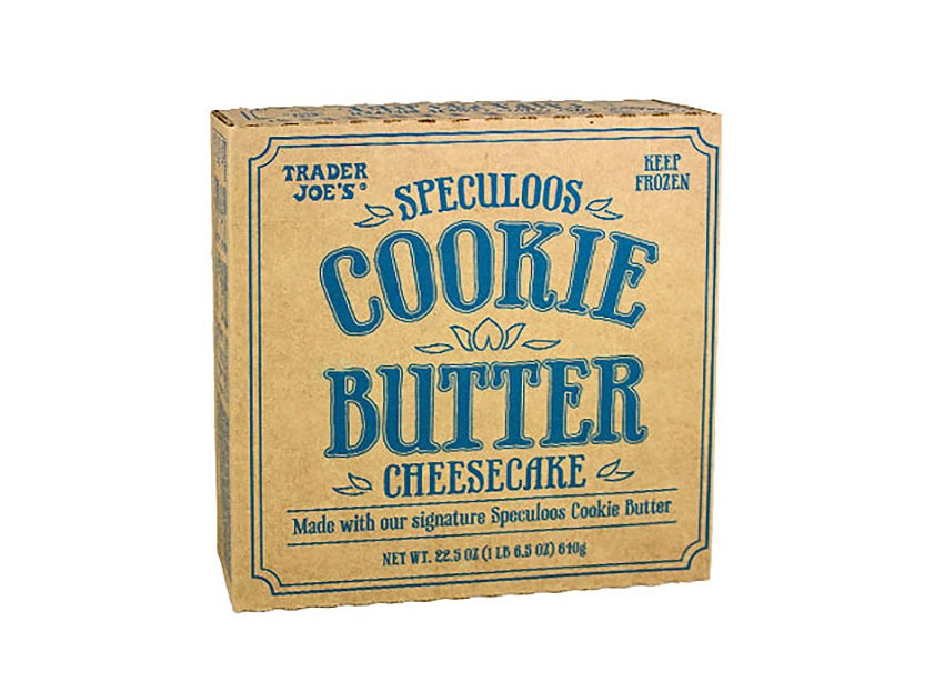 speculoos cookie butter cheesecake trader joes