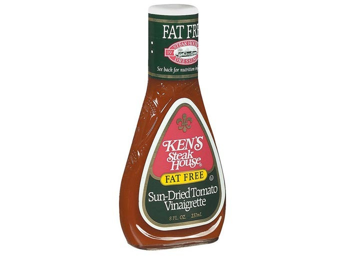 kens fat free sun dried tomato