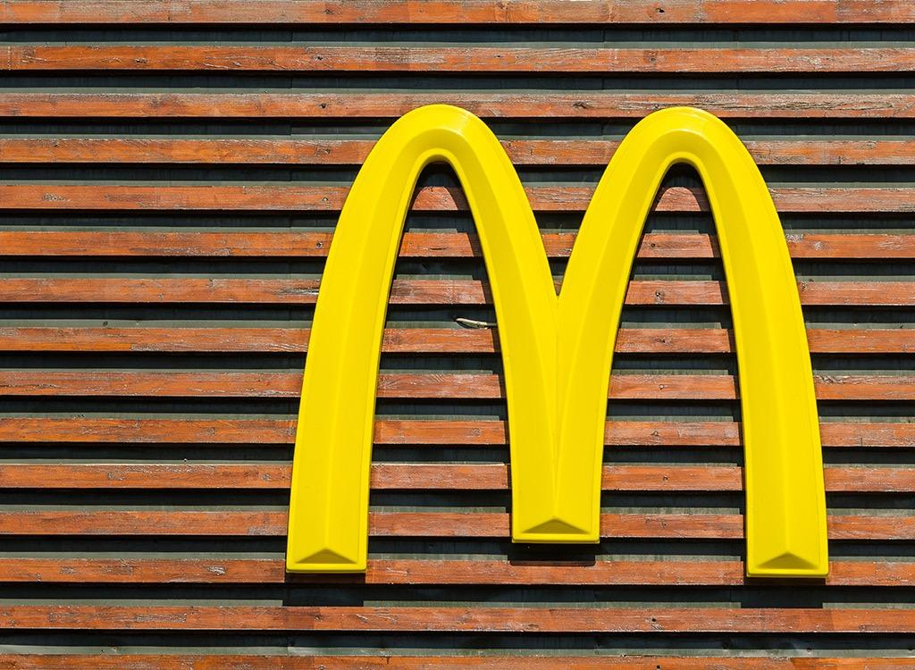mcdonalds golden arches