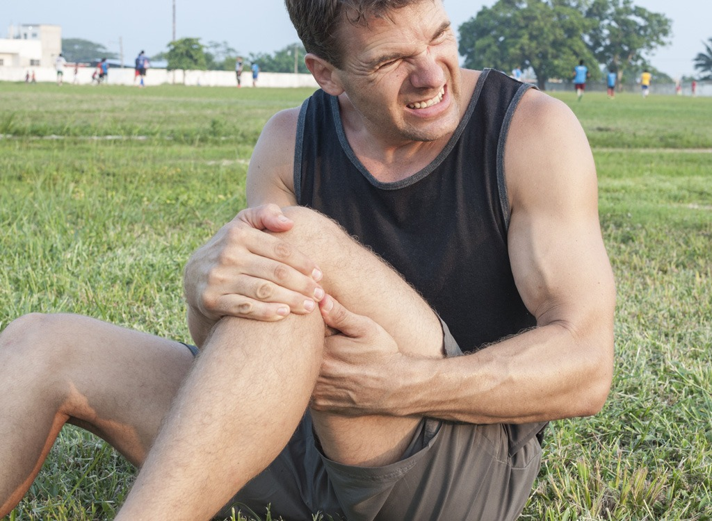 Knee pain - how to lose weight after 30