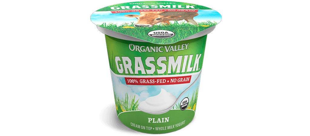 Organic Valley Grassmilk Yogurt Plain
