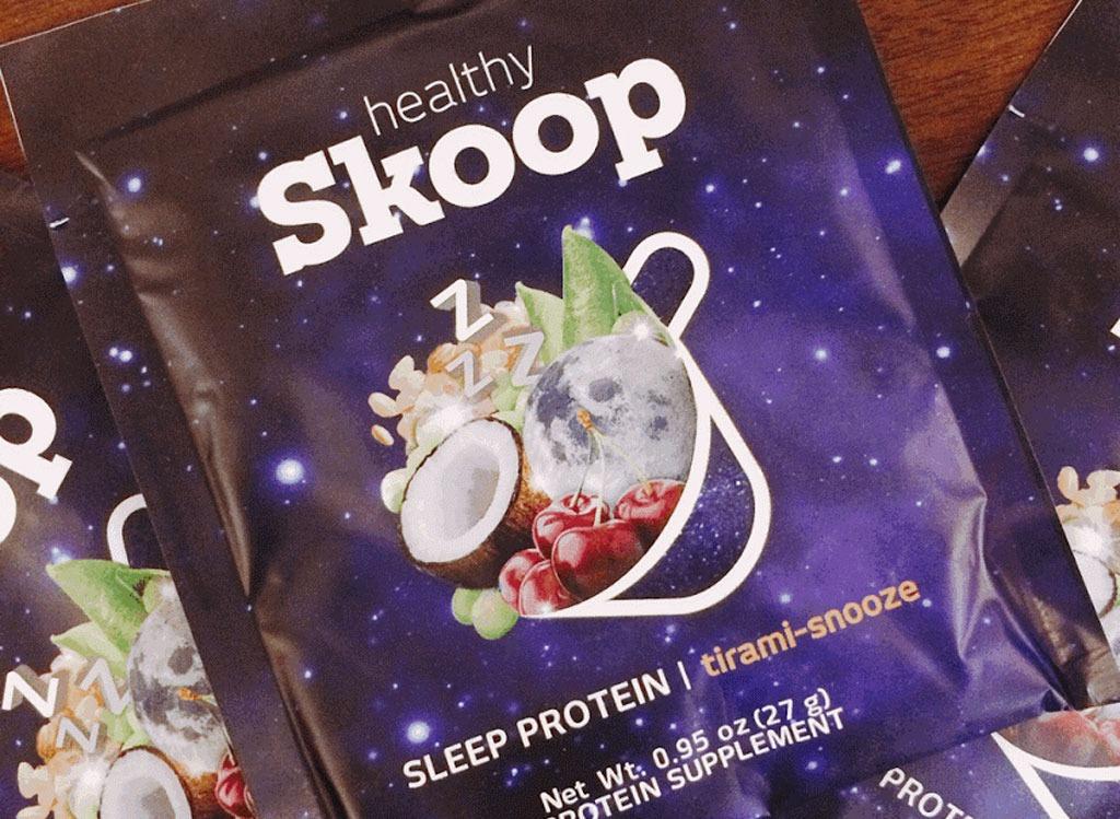 healthy skoop sleep protein