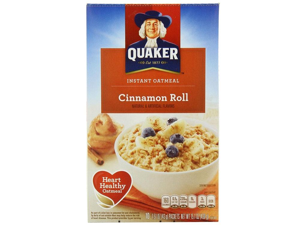 quaker cinnamonroll
