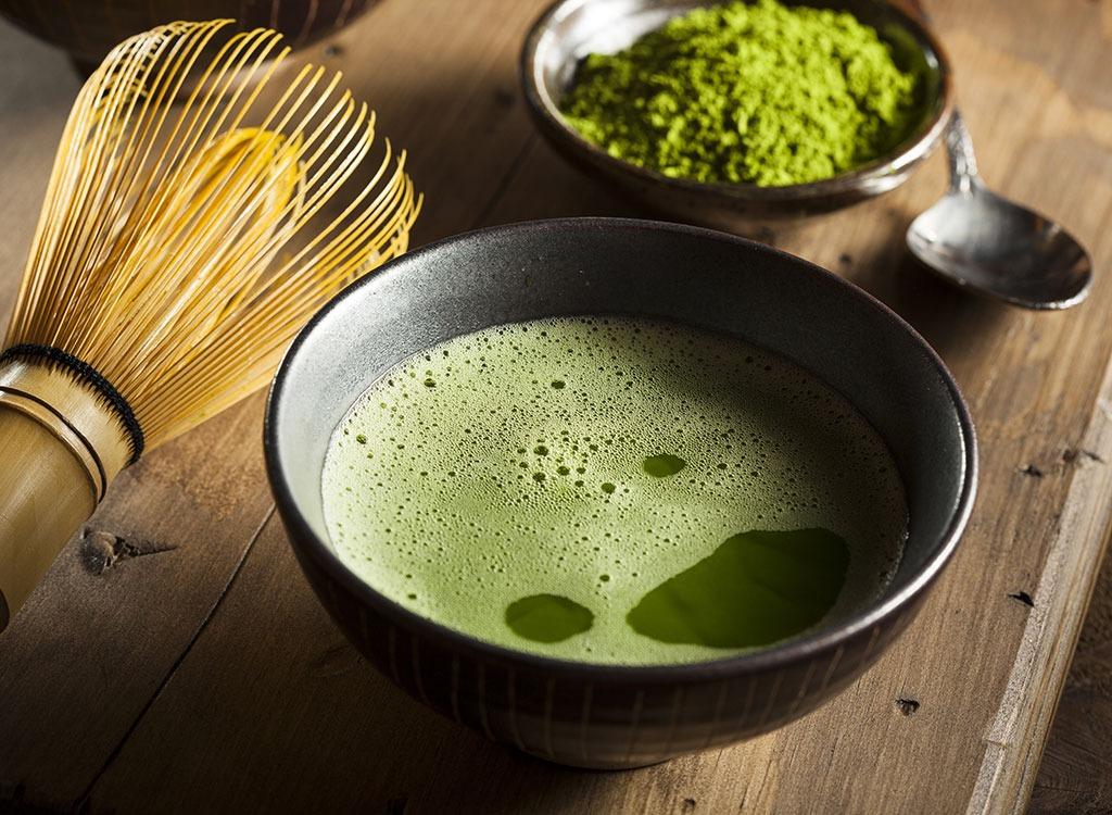 green tea weight loss matcha