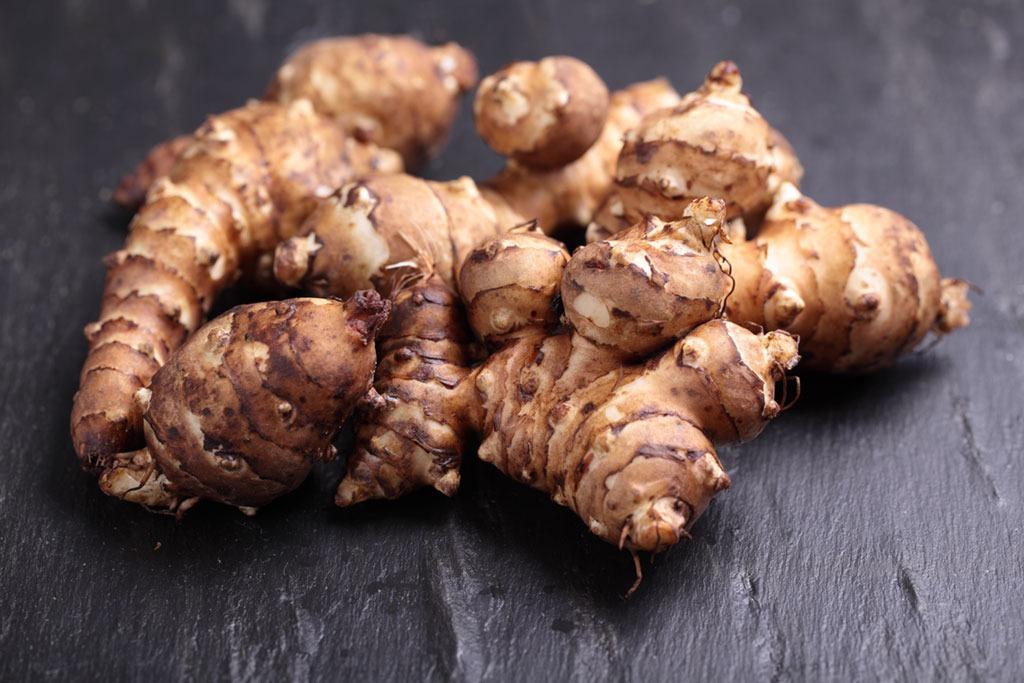 Gut health artichokes