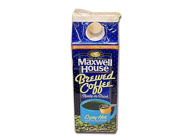 Maxwell House Brewed Coffee