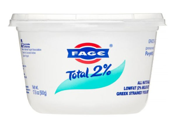 Fage Total Greek Yogurt Plain