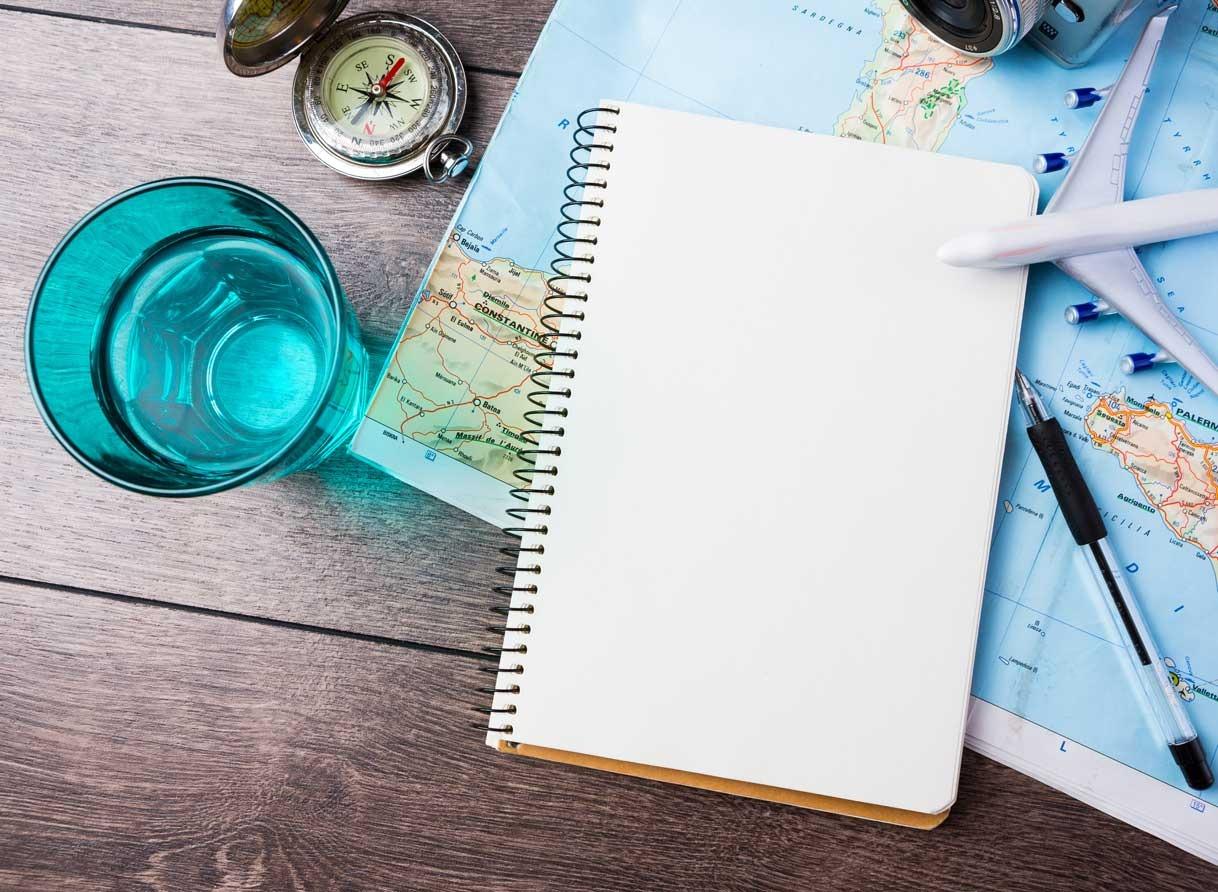 Motivational tips journal