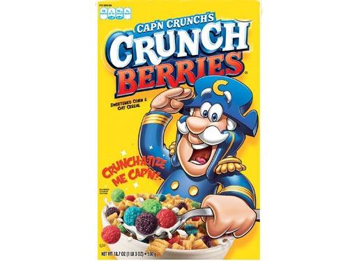 captain crunch's crunch berries