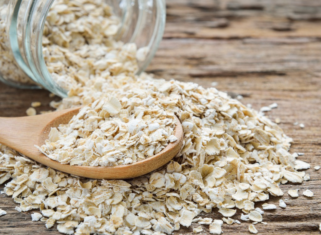 Frozen Oatmeal Cups oats