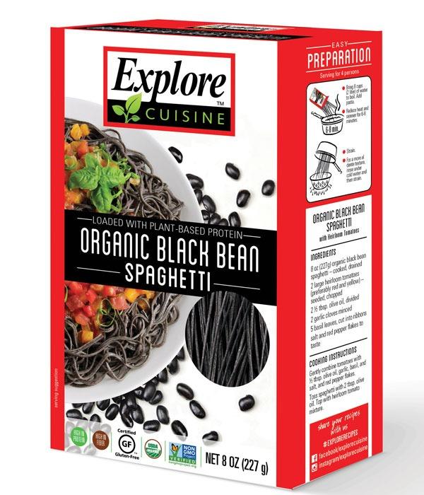 Pulse pasta explore asian black bean