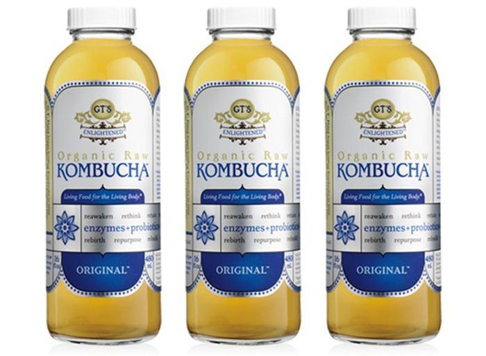 GT kombucha
