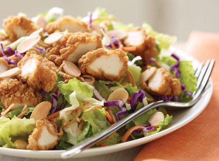 Applebees chicken salad