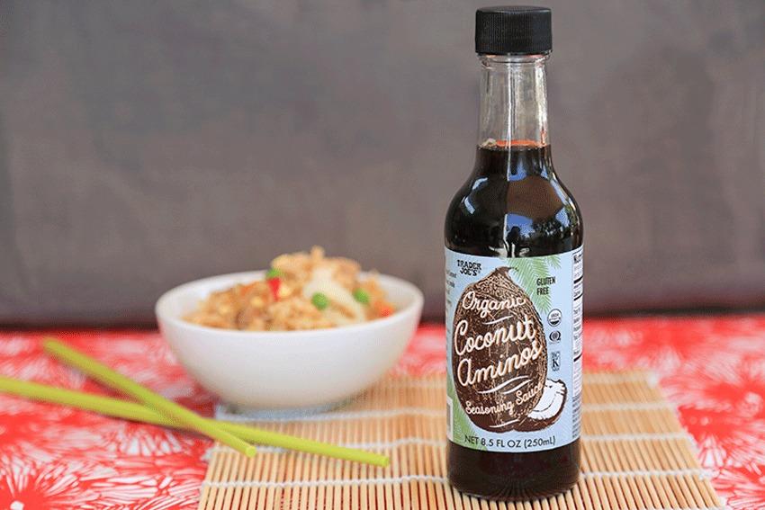 trader joes organic coconut aminos seasoning sauce