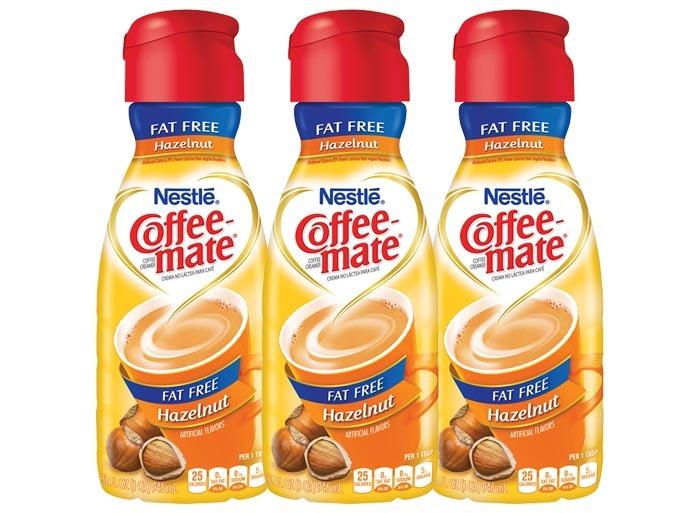 coffee mate fat free
