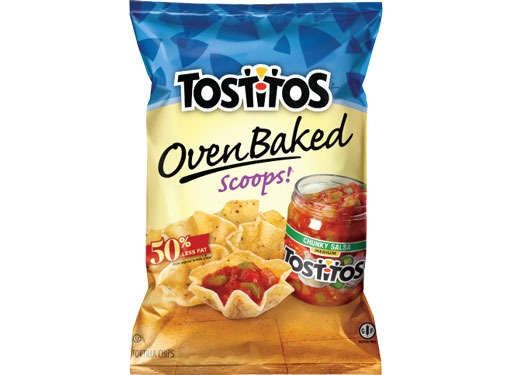 tostitos oven baked scoops