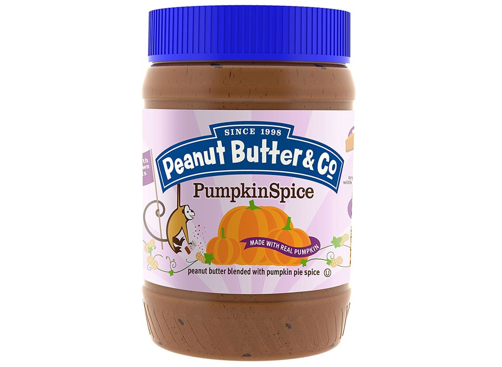 peanut butter co pumpkin spice
