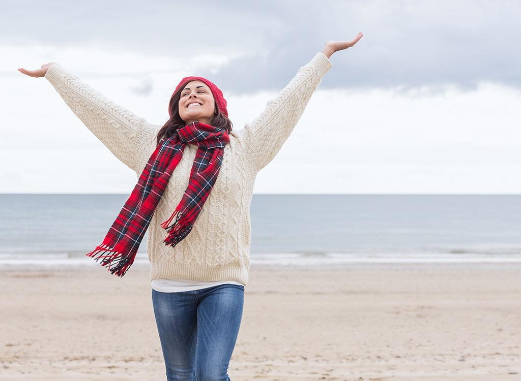How to be happy women