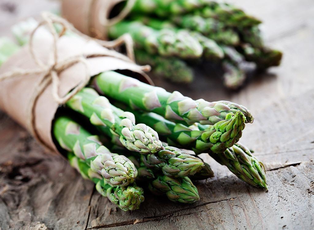 anti-depression foods - asparagus
