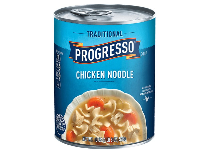 Sneaky serving sizes canned soup