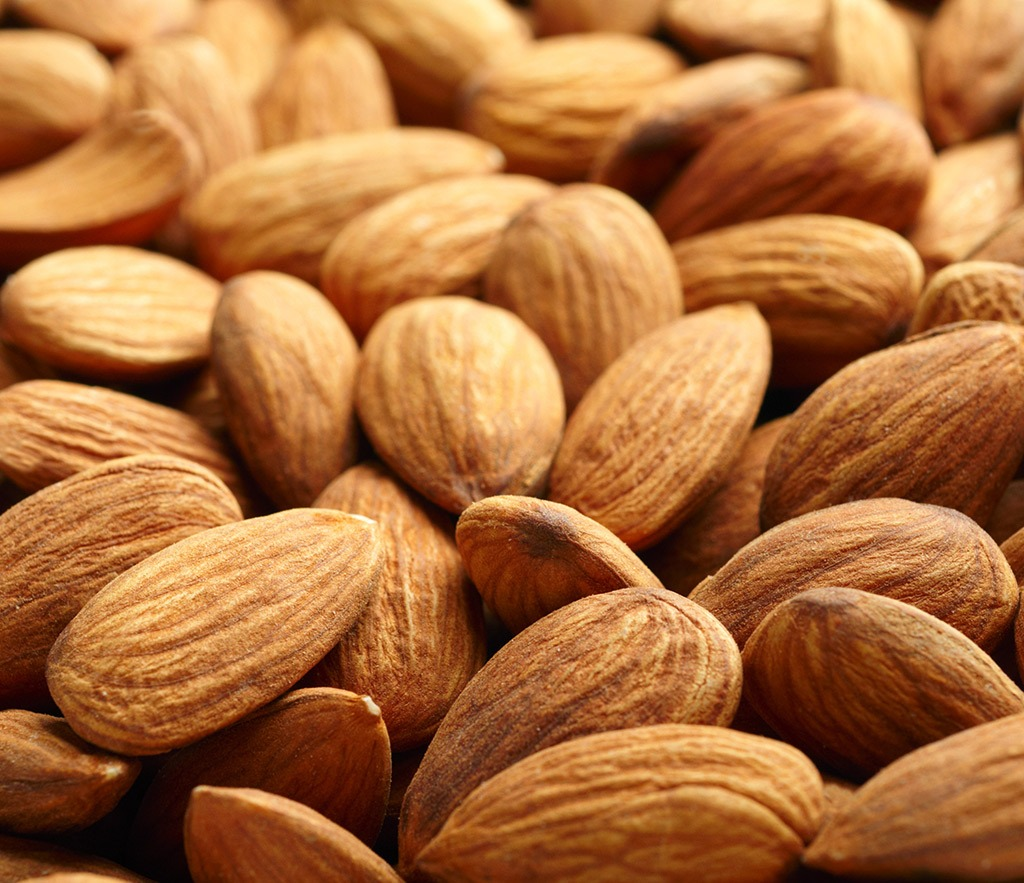 healthy cooks almonds