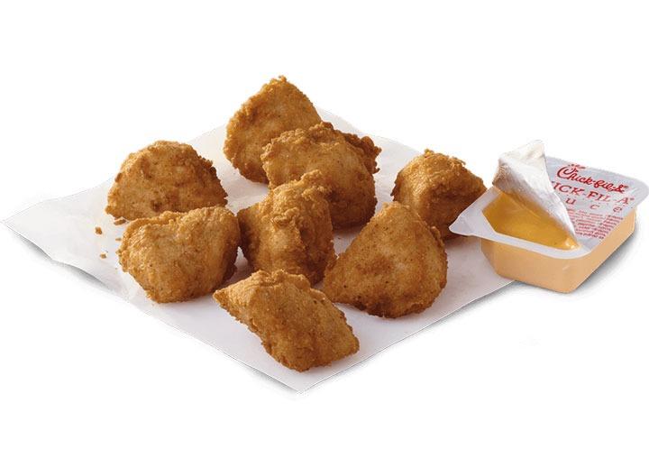 chick fil a chicken nuggets