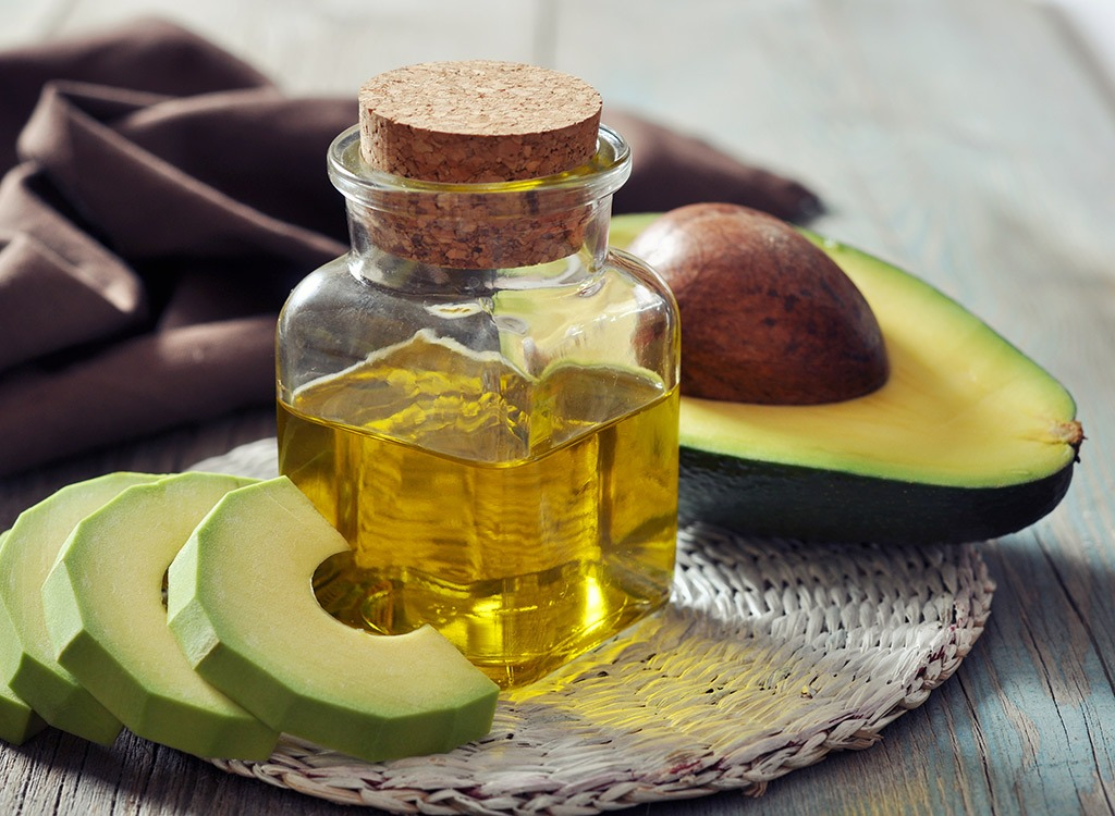 Bikini body avocado oil