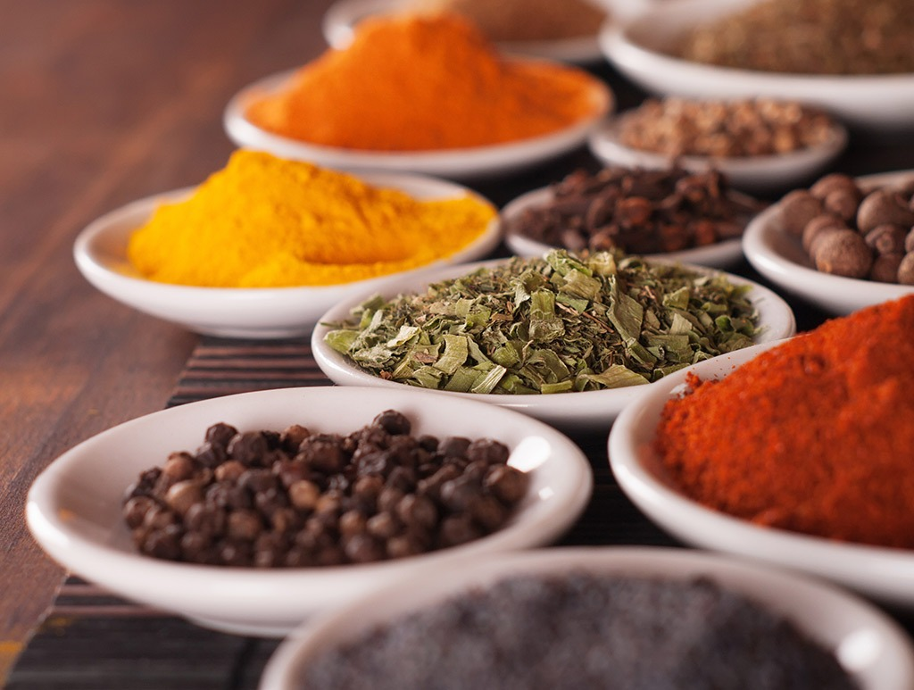 diet tips from celebrity chefs spices