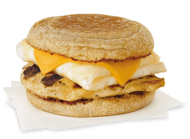 Chick fil a egg white grill