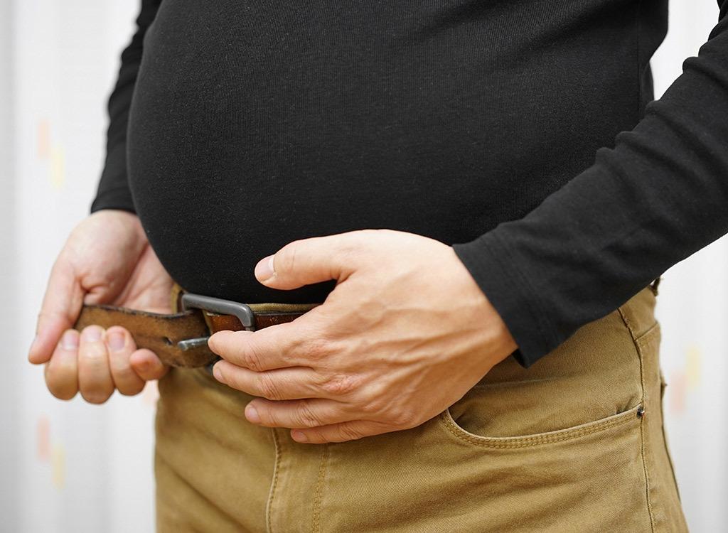 Regain weight gut health