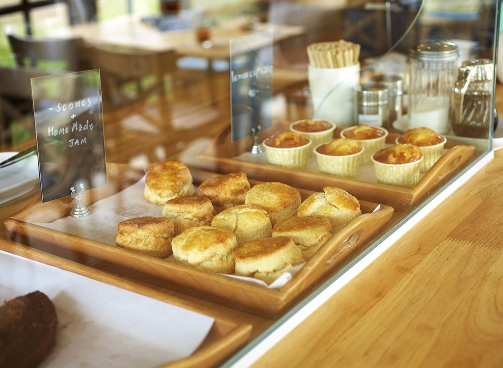 coffeeshop scones