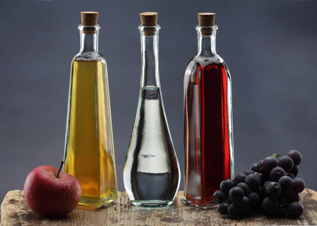 Vinegar oil jars