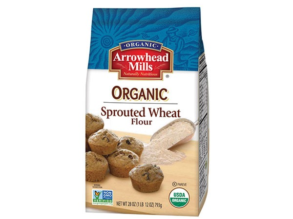Sprouted food arrowhead mills