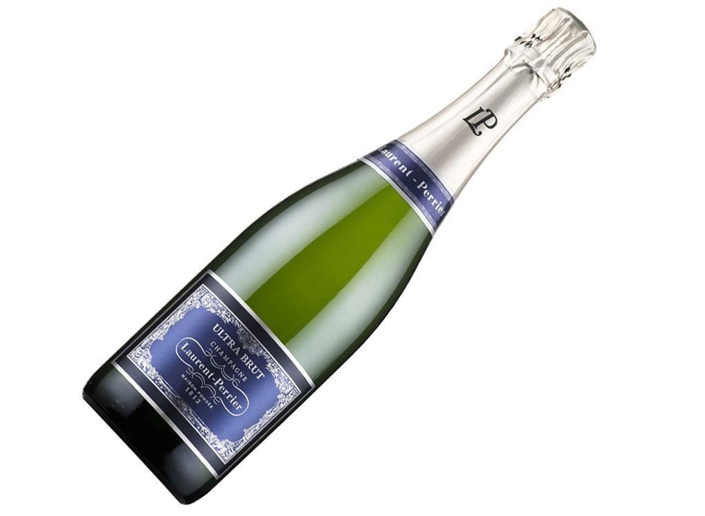 laurent-perrier nv ultra brut champagne