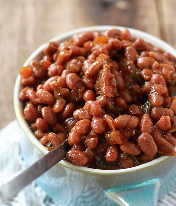 Pulse recipes baked beans