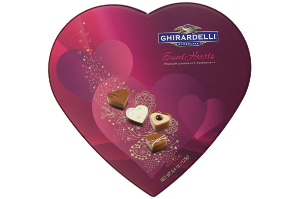 Valentines Candy Ranked Ghirardelli Sweet Hearts