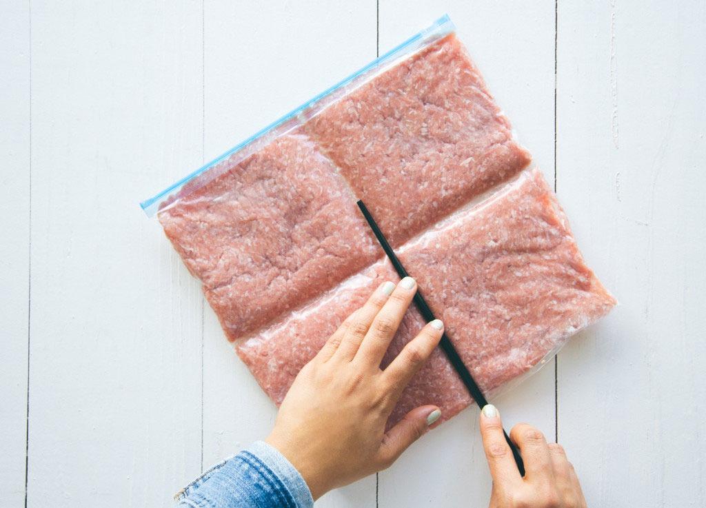 Freezing food guide