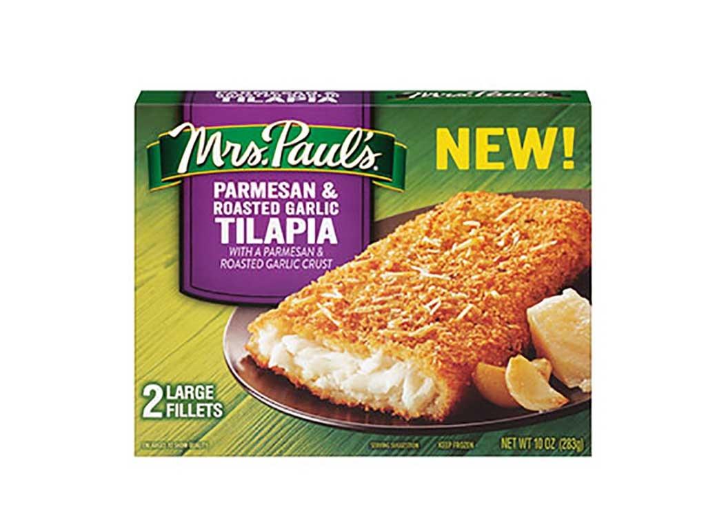 mrs pauls frozen tilapia