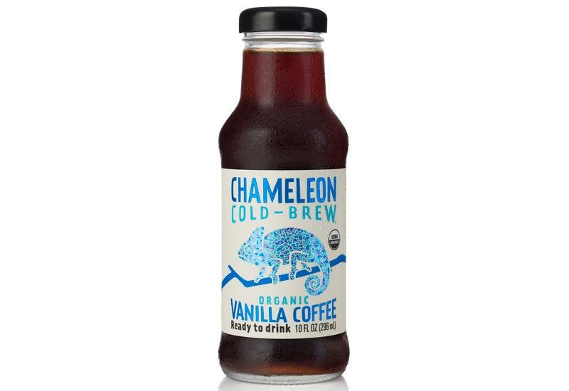 chameleon cold brew vanilla coffee
