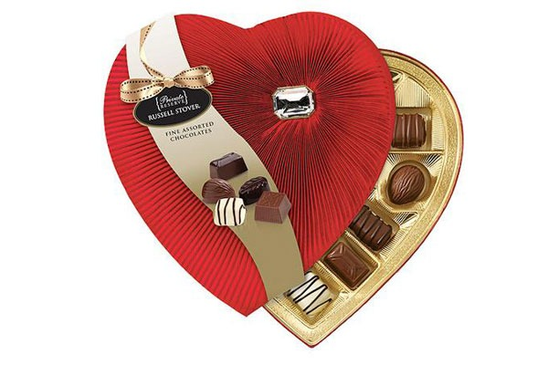 Valentines Candy Ranked Russell Stover Private Reserve