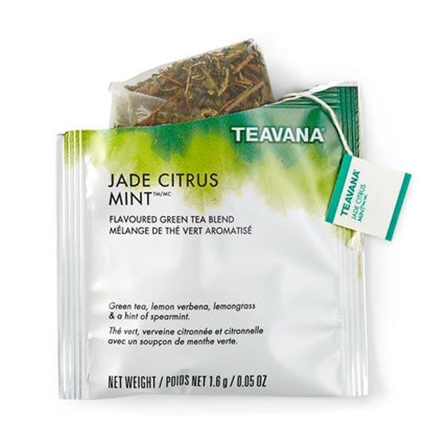 jade mint tea