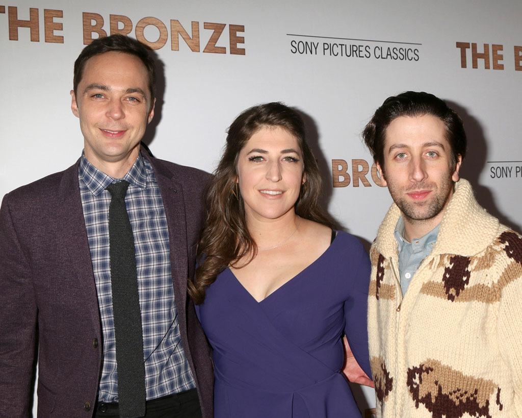 Big Bang Theory stars